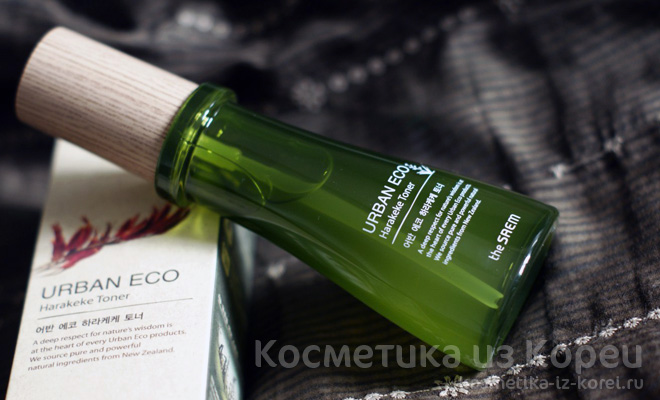 The Saem Urbn eco Harakeke